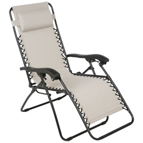 Sillones y sof s leroy merlin for Sillon relax plegable