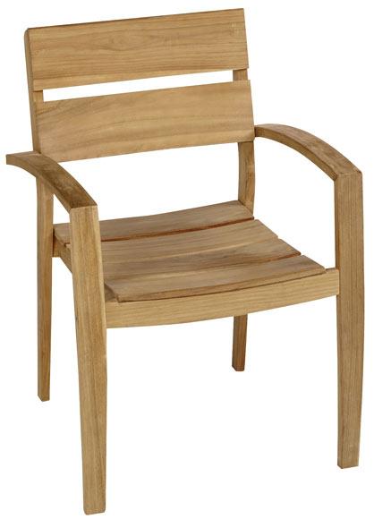 Silla de madera SAIGON Ref. 17806243 - Leroy Merlin
