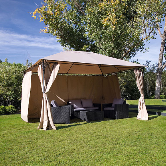 Pergola leroy merlin for those of you who have a broad lawn in your home atmosphere putting - Pergola leroy merlin aluminium ...