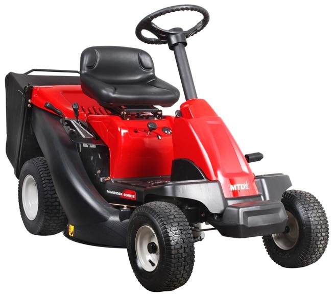 Tractor cortac sped mtd minirider 60 rde ref 14076832 - Tractor cortacesped mtd ...