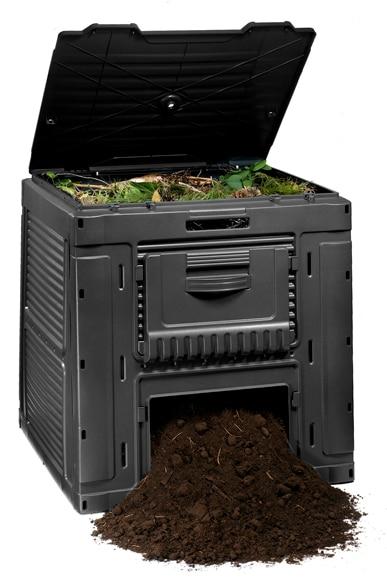 compostador 470l ref 14761544 leroy merlin. Black Bedroom Furniture Sets. Home Design Ideas