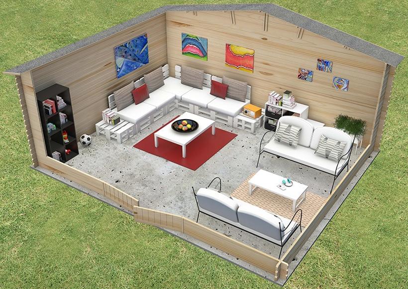 Casas tenerife precios affordable ampliar imagen with - Casas de madera tenerife precios ...