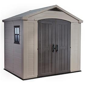Casetas de exterior leroy merlin for Jardin 4x6 shed