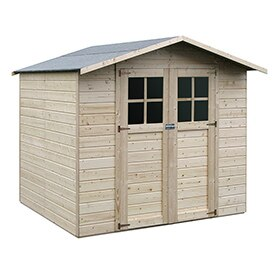 Casas de madera en leroy merlin dise os arquitect nicos for Casetas de madera leroy