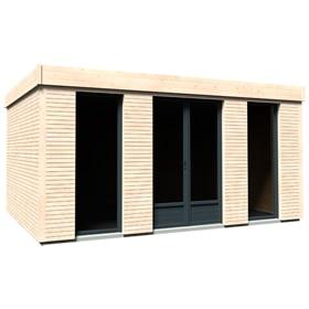 Casetas de exterior leroy merlin for Casetas prefabricadas para jardin