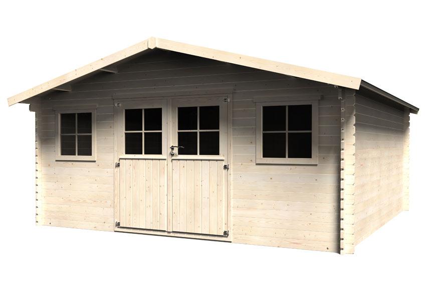 Casetas de jardin madera com anuncios de caseta jardin - Casetas madera aki ...