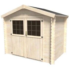 Casetas de exterior leroy merlin for Vendo caseta jardin
