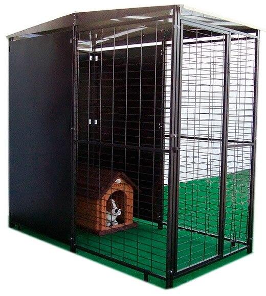 Parque de alambre plus ref 14686224 leroy merlin - Casetas para perros baratas leroy merlin ...