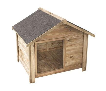 Caseta de madera de pino willow 120 ref 16279893 leroy for Caseta jardin leroy
