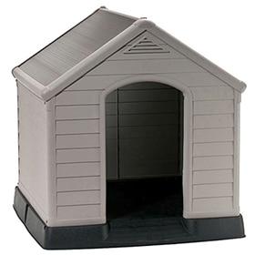 Casetas para perro leroy merlin for Casetas exterior brico depot