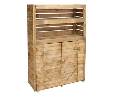 Armario de madera de pino beli ref 15626282 leroy merlin for Armarios de madera baratos