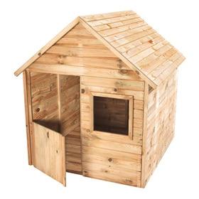 Casetas infantiles leroy merlin for Casa de juguetes para jardin