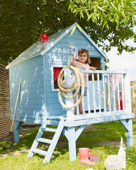 Casa madera leroy merlin dise os arquitect nicos - Casa madera infantil ...