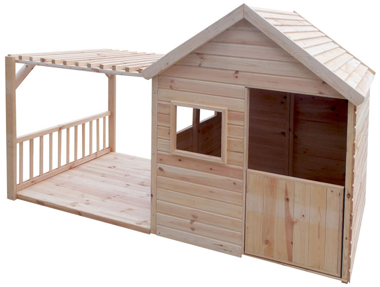 Venta de casetas de jardin simple caseta de jardin with for Casa madera infantil