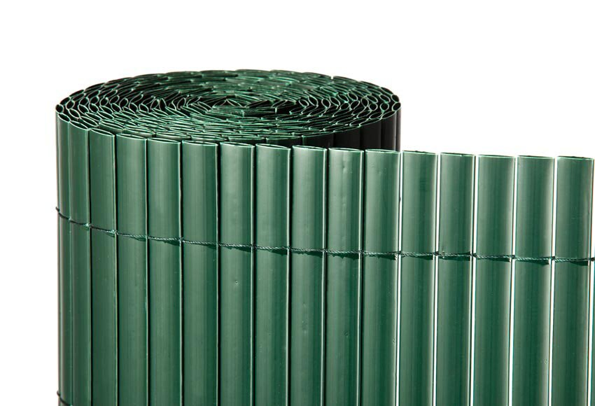 Ca izo artificial verde medidas 1 5 x 5 metros naterial - Canizo para jardin ...