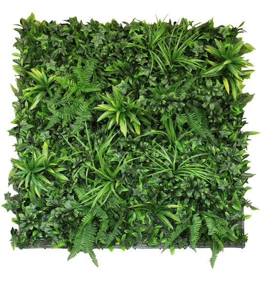 Malla de ocultaci n tropical medidas 1 x 1 metro malla for Ocultacion para jardin