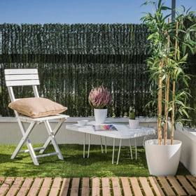 Ca izos brezos y setos leroy merlin for Bordillos de plastico para jardin