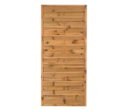 Panel De Madera Tintado Savanne 90 X 200 Cm Ref 14661703 Leroy Merlin - Panelado-madera