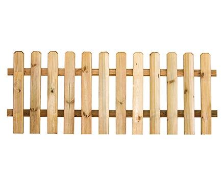 valla de madera hurricane 80 cm ref 14658462 leroy merlin