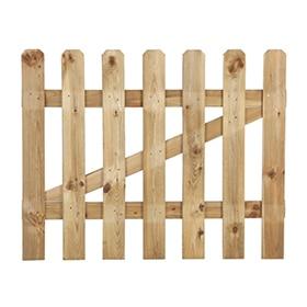 Cierres de madera para jardin perfect cercas de madera for Vallado de madera jardin leroy merlin