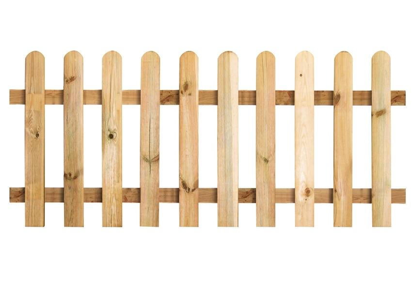 valla de madera clelia 70 x 180 cm