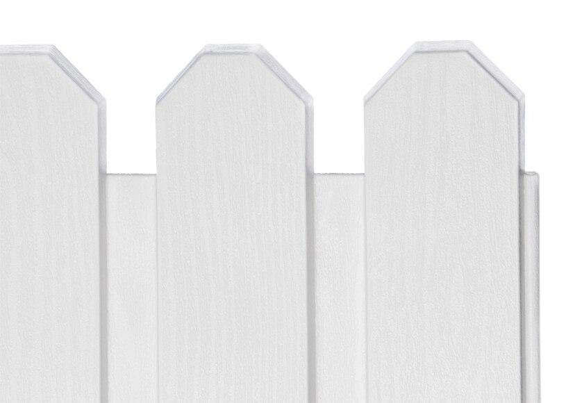 Bordura de resina blanca 320 x 20 cm ref 11768295 leroy for Bordura leroy merlin