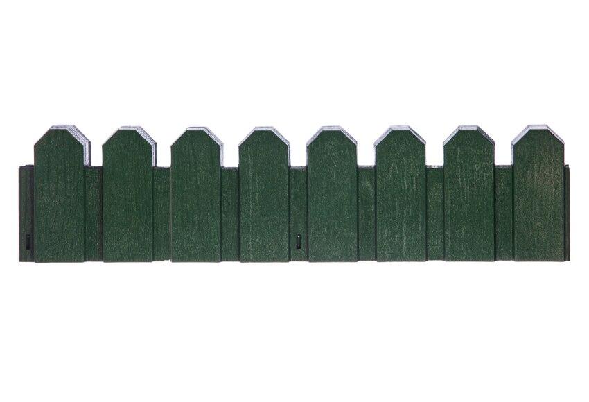 Bordura de resina verde medidas 320 x 20 cm ref 11768302 for Bordura leroy merlin
