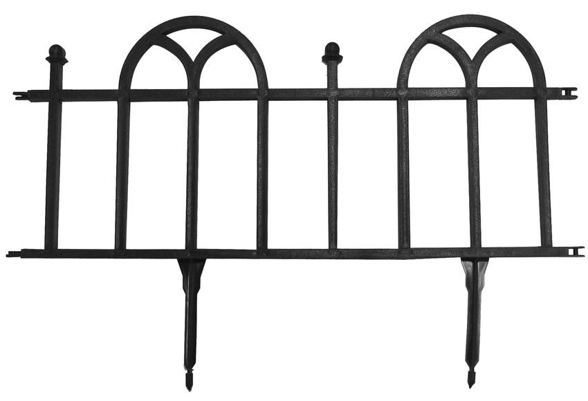 Bordura de resina negra 240 x 26 cm ref 12402145 leroy for Bordura leroy merlin
