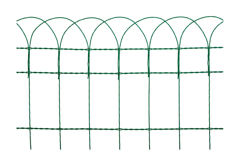 Bordura de acero verde 1000 x 40 cm ref 13589814 leroy for Bordura leroy merlin