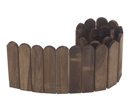 bordura de madera 120 x 20 x 5 cm ref 17566402 leroy merlin. Black Bedroom Furniture Sets. Home Design Ideas