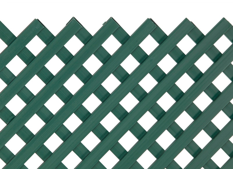 Celos a pvc verde 100 x 200 cm ref 12754651 leroy merlin - Celosias de madera leroy merlin ...