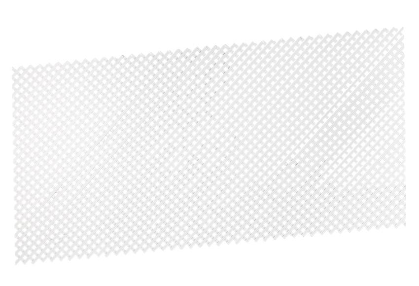 Celos a pvc blanca 100 x 200 cm ref 12754672 leroy merlin - Leroy merlin celosias ...