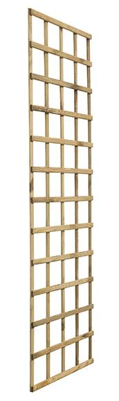 Celos a de madera onuba 60 x 180 cm ref 13226444 leroy - Celosia madera leroy merlin ...