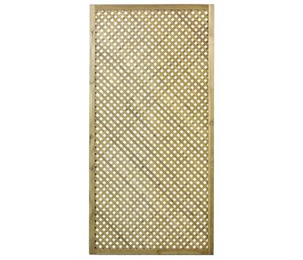 Celos a de madera clematite 90 x 180 cm ref 15627731 - Celosias de madera leroy merlin ...