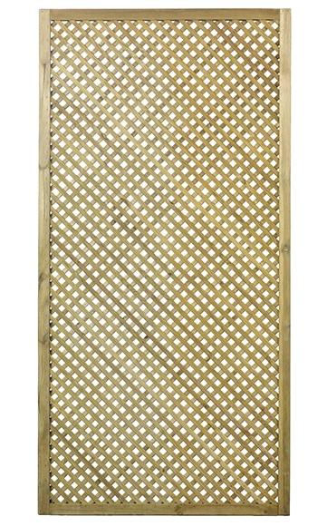 Celos a marr n clematite 90 x 180 cm ref 15627731 leroy - Celosias pvc leroy merlin ...