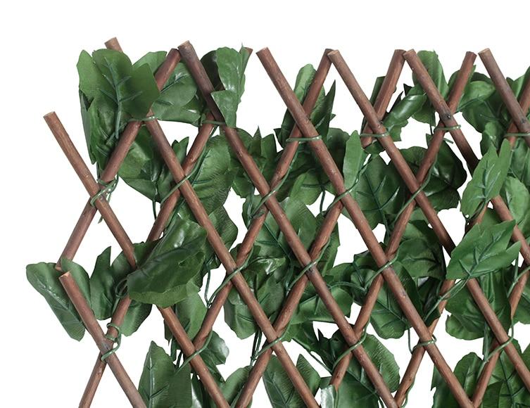 Celos a de hojas decorativa 100 x 300 cm ref 16289693 - Canas de bambu decorativas leroy merlin ...