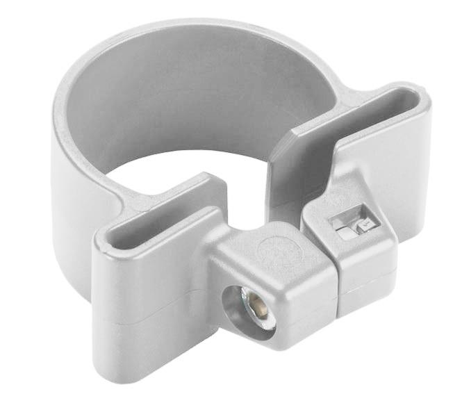 Abrazaderas de pvc abrazaderas blancas ref 16017995 - Comodas blancas leroy merlin ...