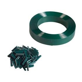 ec3a296acfadc Malla plástica de ocultación LIXO Verde
