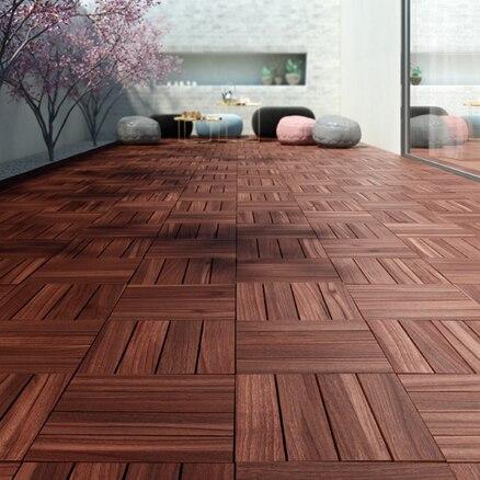 Suelos de madera para exterior leroy merlin - Suelo de madera para terraza ...