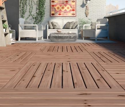 Comprar baldosas de madera para exterior compara precios for Baldosas exterior precios