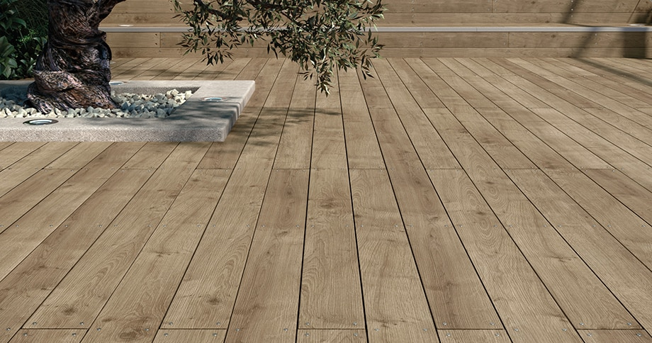 Suelo madera exterior leroy merlin dise os - Suelos imitacion madera leroy merlin ...