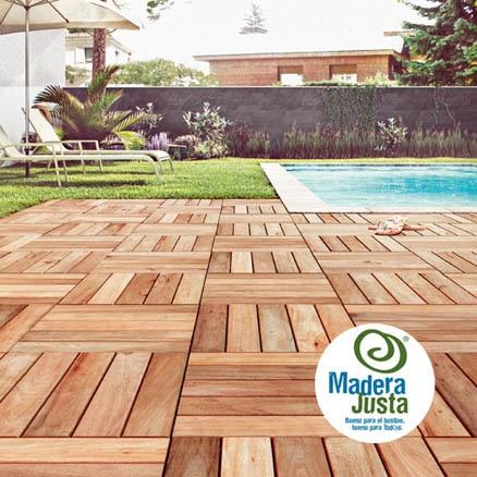 Suelos de madera para exterior leroy merlin - Pintura para suelos de madera ...