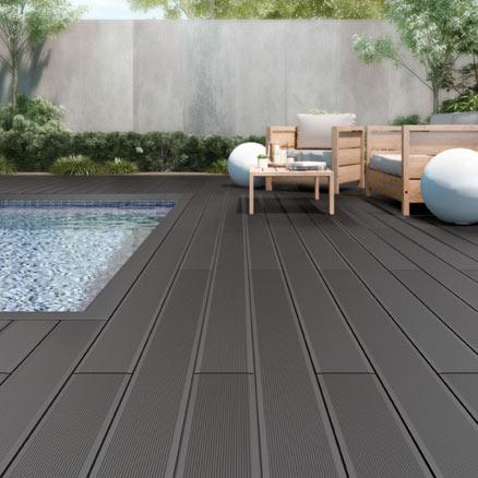 suelos de composite para exterior leroy merlin