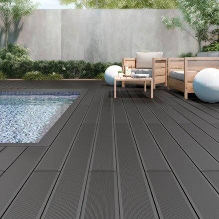 Suelos de composite para exterior leroy merlin for Suelos para terrazas exteriores leroy merlin