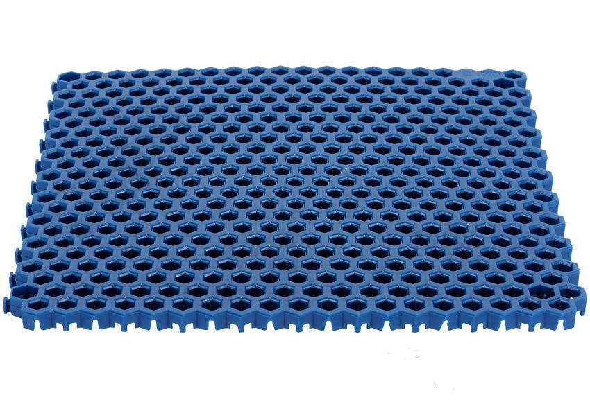 Loseta de pvc alveolada tarkett floors isokit ref - Suelos de exterior para jardin ...