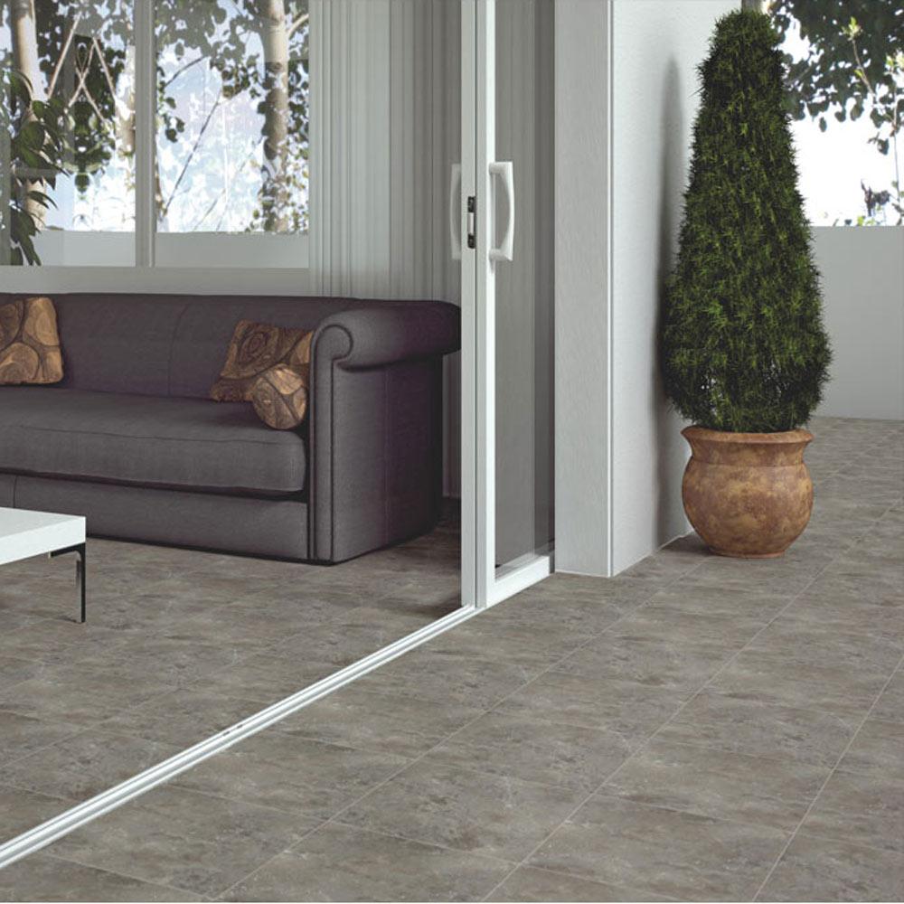 Pavimento 33x33 cm gris serie rock ref 17036292 leroy - Leroy merlin pavimentos ...
