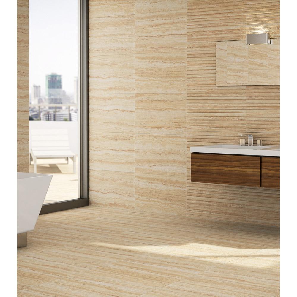 Pavimento 45x45 cm crema serie sahara ref 17044804 - Leroy merlin pavimentos ...