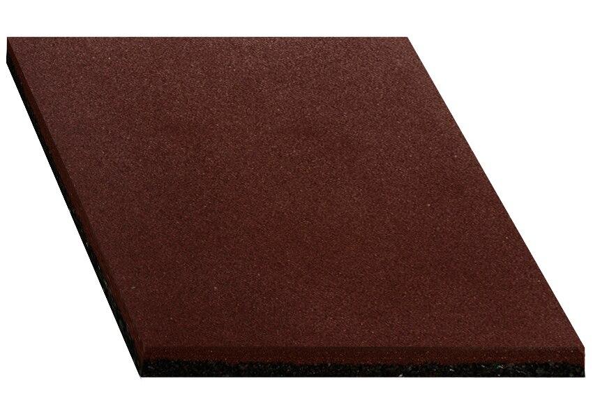 Loseta de caucho reciclado 50x50 cm ref 14580440 leroy - Pintura para tela leroy merlin ...