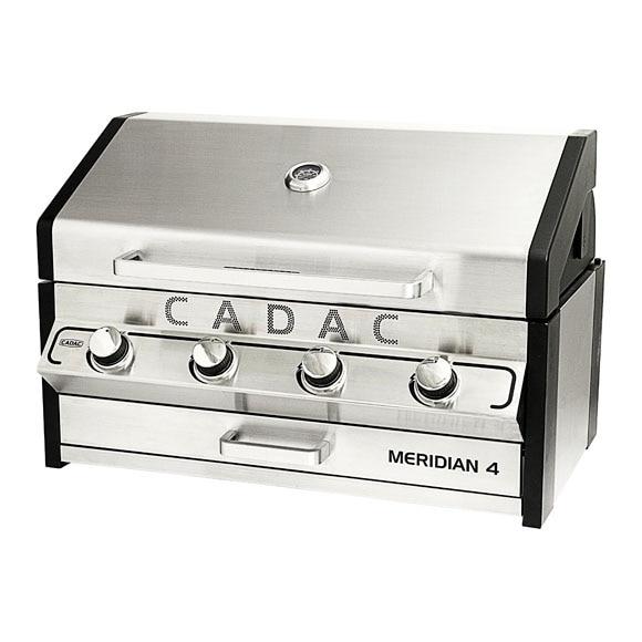 Barbacoa de gas cadac meridian encastable 4q ref 15527001 - Barbacoas de gas leroy merlin ...