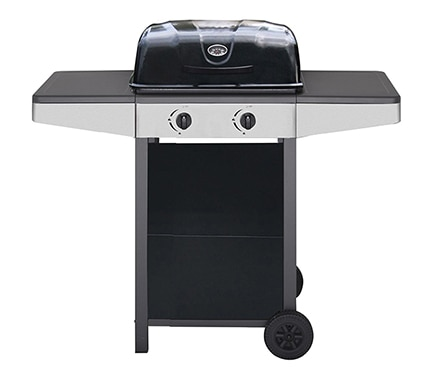 Barbacoa de gas kappa ref 16588012 leroy merlin for Barbacoa leroy merlin